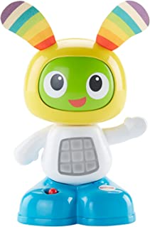 Robot Bright Beats BeatBo de Fisher-Price (versión español)