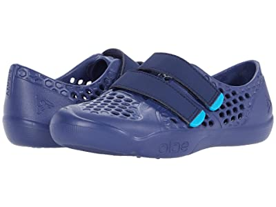 PLAE Mimo (Toddler/Little Kid) (Navy Blue) Kids Shoes
