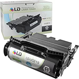 LD Refurbished Toner to Replace Dell 341-2919 (UG219) HY Toner Cartridge for Your Dell 5210n and 5310n Laser Printer