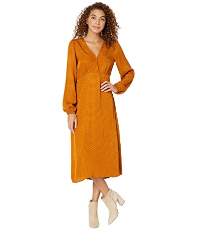 Sanctuary Earth Bound Midi Dress (Earthstone) Women