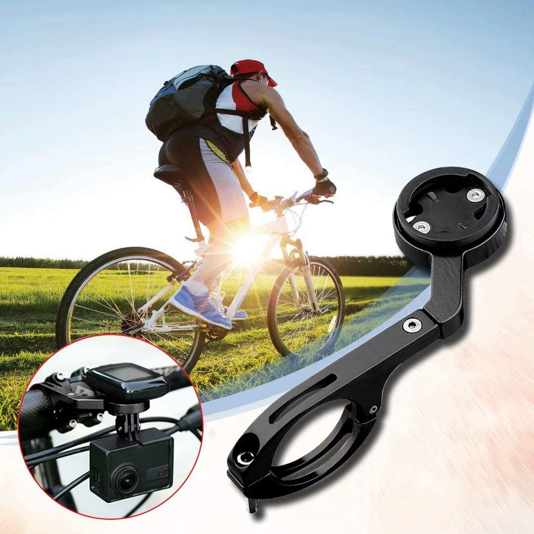 820,1000,1030 pour Gopro Cam/éra//Bryton Rider//CatEye 500 LORESJOY Support Guidon GPS Support pour Guidon dordinateur Ordinateur de Guidon Support Mount pour Garmin Edge 200 800 810 510,520