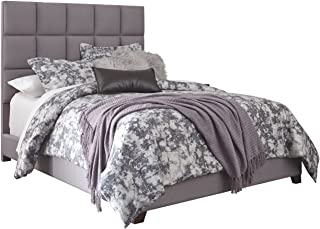 Best dolante queen upholstered bed grey Reviews