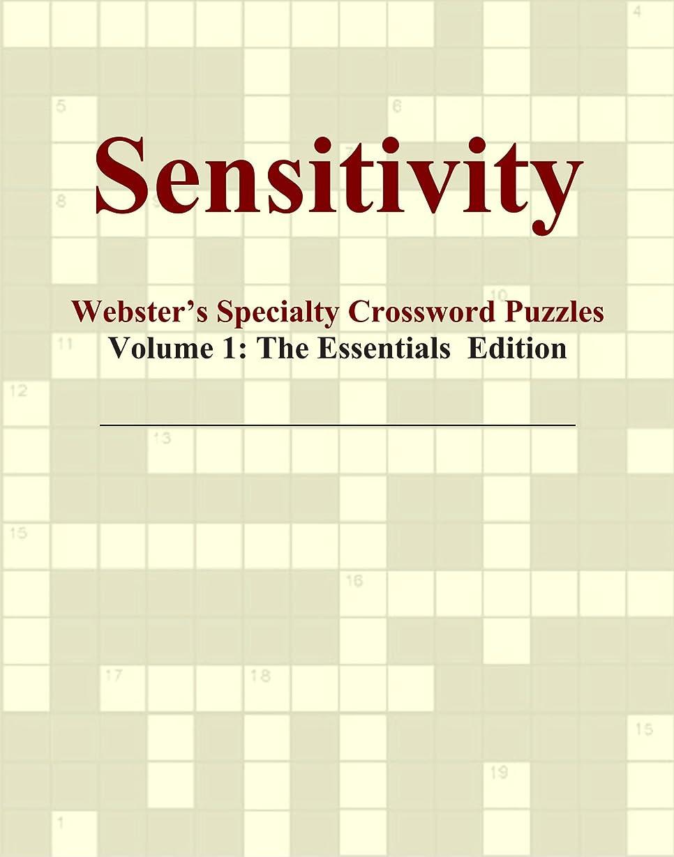 有益な優雅な生態学Sensitivity - Webster's Specialty Crossword Puzzles, Volume 1: The Essentials Edition