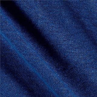 TELIO Hemp Jersey Knit Fabric by The Yard, Blue