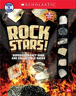 Rock Stars Kit (Scholastic Ready to Learn)