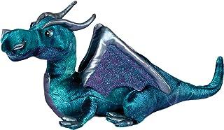 Douglas Jade Blue Dragon Plush Stuffed Animal