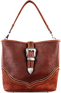 Trinity Ranch Concealed Carry Large Western Hobo