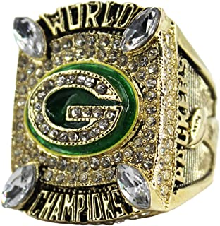 2010 packers super bowl ring