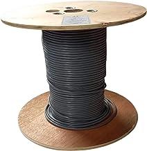 2 paar Belden Equiv 8723 LSF afgeschermde grijze kabeldraad - 20 meter snijlengte