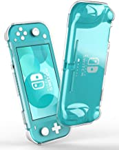 Mumba Case for Nintendo Switch Lite 2019, [Thunderbolt Series] Protective Clear cover with TPU Grip