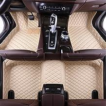 XHULIWQ Alfombrillas de Cuero para Coche, para Porsche 911 Panamera Cayman Cayenne, Alfombrilla de Maletero Personalizada Interior Car Styling