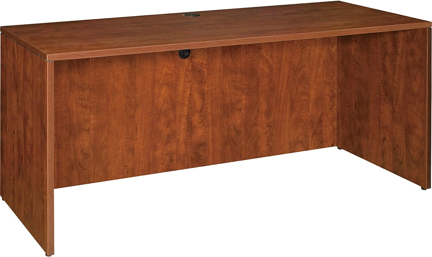 Lorell Essentials Credenza Seasonal Wrap Introduction Shell - 72quot; 24quot; x Width Purchase Depth