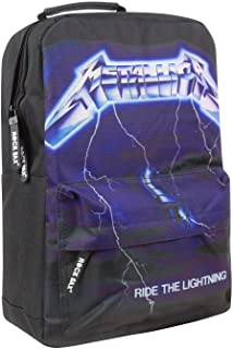 Rock Sax Ride The Lightning Backpack