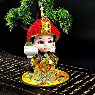 Desktop Decoration الأسلوب الصيني حكاية شخصيات الأوبرا facebook تذكارية دمية الحلي اليد رسمت تمثال الامبراطور تمثال الحرف ...