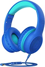 Kids Headphones with Microphone for School, Over Ear/On...