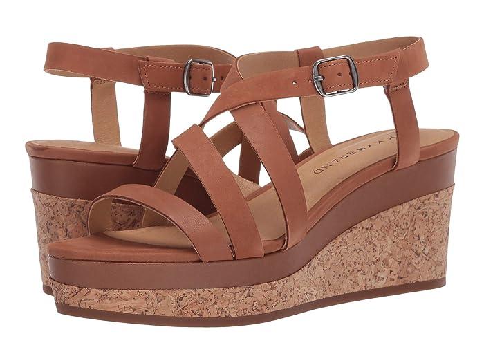 Lucky Brand  Batikah (Latte) Womens Shoes