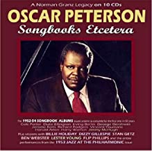 Oscar Peterson: Songbooks Etcetera- A Norman Granz Legacy
