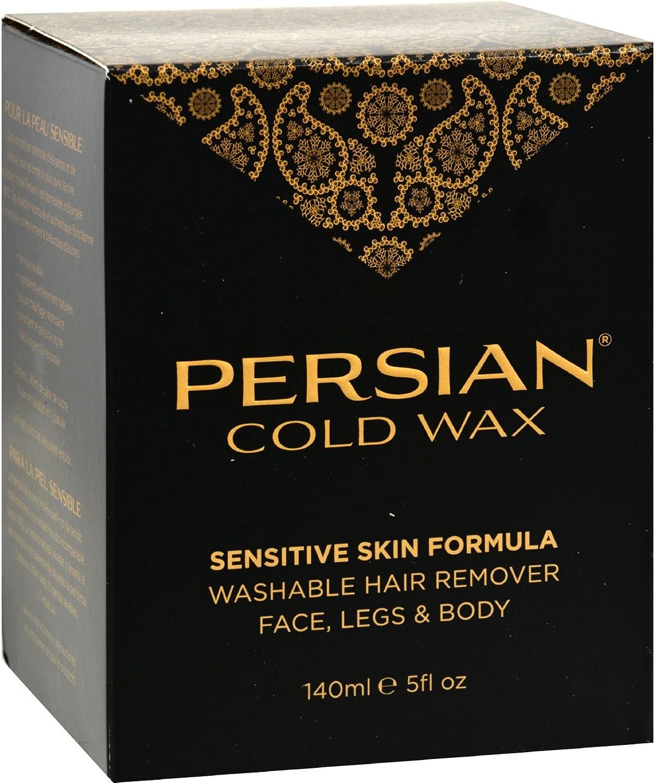 Persian Cold 1 year warranty El Paso Mall Wax Hair Remover 6 - oz
