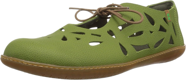 Damen N5271 Soft Grain Grün Grün EL Viajero Slipper, grün  authentisch