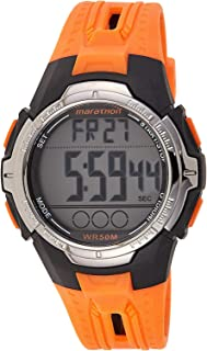 Timex Marathon Men's Digital Pocket Watch with LCD Dial Digital Display - TW5M06800