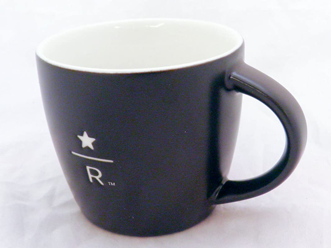 Starbucks Reserve Mug Cup Star Bone China 3 Oz Sold Out 3 Oz