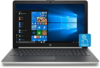 2019 Newest Premium HP Pavilion 15.6 Inch Touchscreen Laptop (Intel 4-Core i7-8565U up to 4.6GHz, 16GB DDR4 RAM, 256GB PCIe SSD, Bluetooth, DVDRW, HDMI, Webcam, Windows 10)