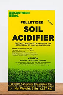 Southern Ag Pelletized Soil Acidifier - 5LB