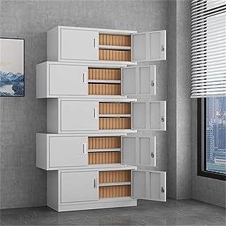 yaunli Classeur de Bureau Cabinet De Fichiers Métalliques avec Verrouillage À 7 Couches Cabinet De Stockage De Comptabilit...