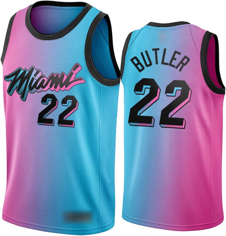 maglia sportiva maglia da uomo ZGRW Butler Herro Wade Maglia da ...