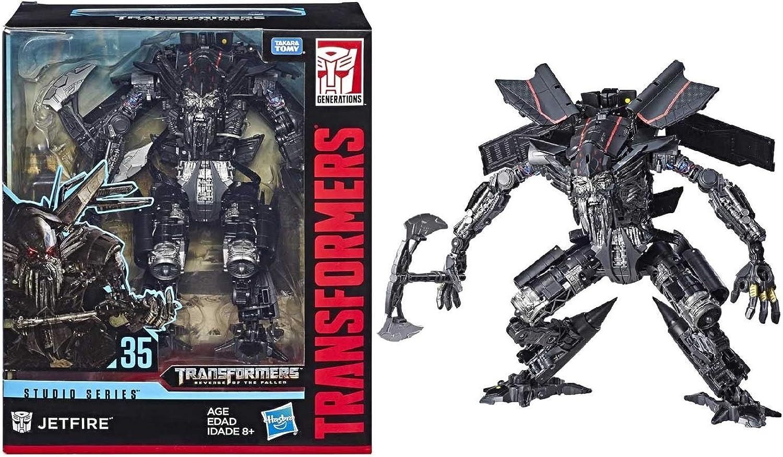 servicio considerado Transformers Transformers Transformers Generations Jetfire Studio Series 35 Leader Acción Figura Hasbro  Envío rápido y el mejor servicio