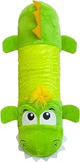 PetStages Big Squeak Gator Dog Toy