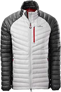 Kathmandu XT Ultralight Water Repellent Men Winter Down Puffer Jacket Slim Fit Men's