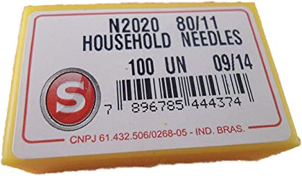 Singer Genuine Universal Needles, Type 2020 Size 90/14 100 Pcs Box