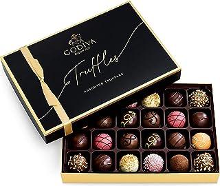 Godiva Chocolatier, Signature Truffles Assorted Chocolate Gift Box 24Ct