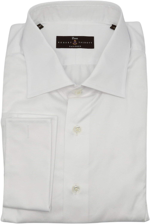 Robert Talbott Men's Tailored Dress Shirt