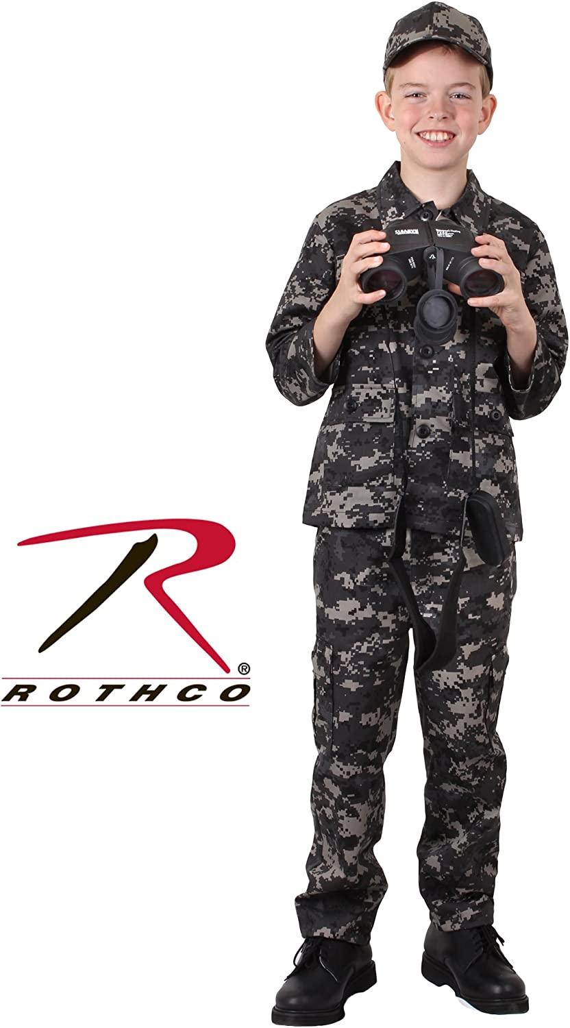 Rothco Kids BDU Pants-Subdued Indianapolis Mall Super beauty product restock quality top! Digital Urban Camo