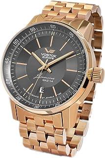 Vostok Europe - NH35 a de 5659139b 5659139b – Reloj color negro