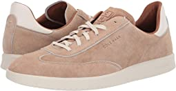 Dusty Pink Suede