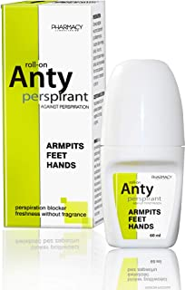 Pharmacy Laboratories Antyperspirant Roll-on For Excessive
