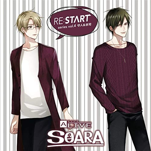 ALIVE SOARA 「RESTART」 シリーズ④