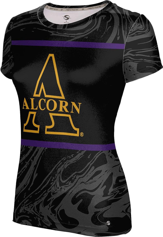 ProSphere Alcorn State University Girls' Performance T-Shirt (Ripple)