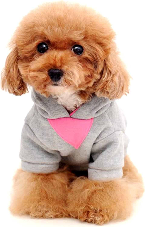 Alfie Pet  Wynna AllSeason Hoodie  color  Pink, Size  XXL