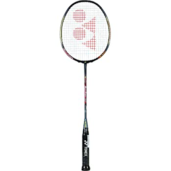 Yonex Muscle Power 55 Badminton Racquet with free Full Cover (Graphite, G4, 83 grams, 30 lbs Tension) | Made in Taiwan