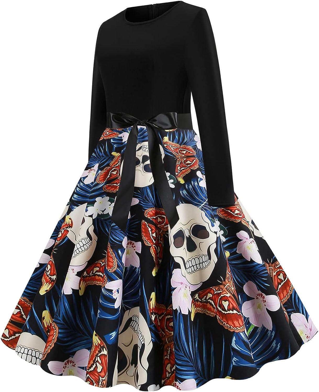 Smooto A-Line Dress Women's Sleeveless Adjustable Strap Summer Beach Dresses