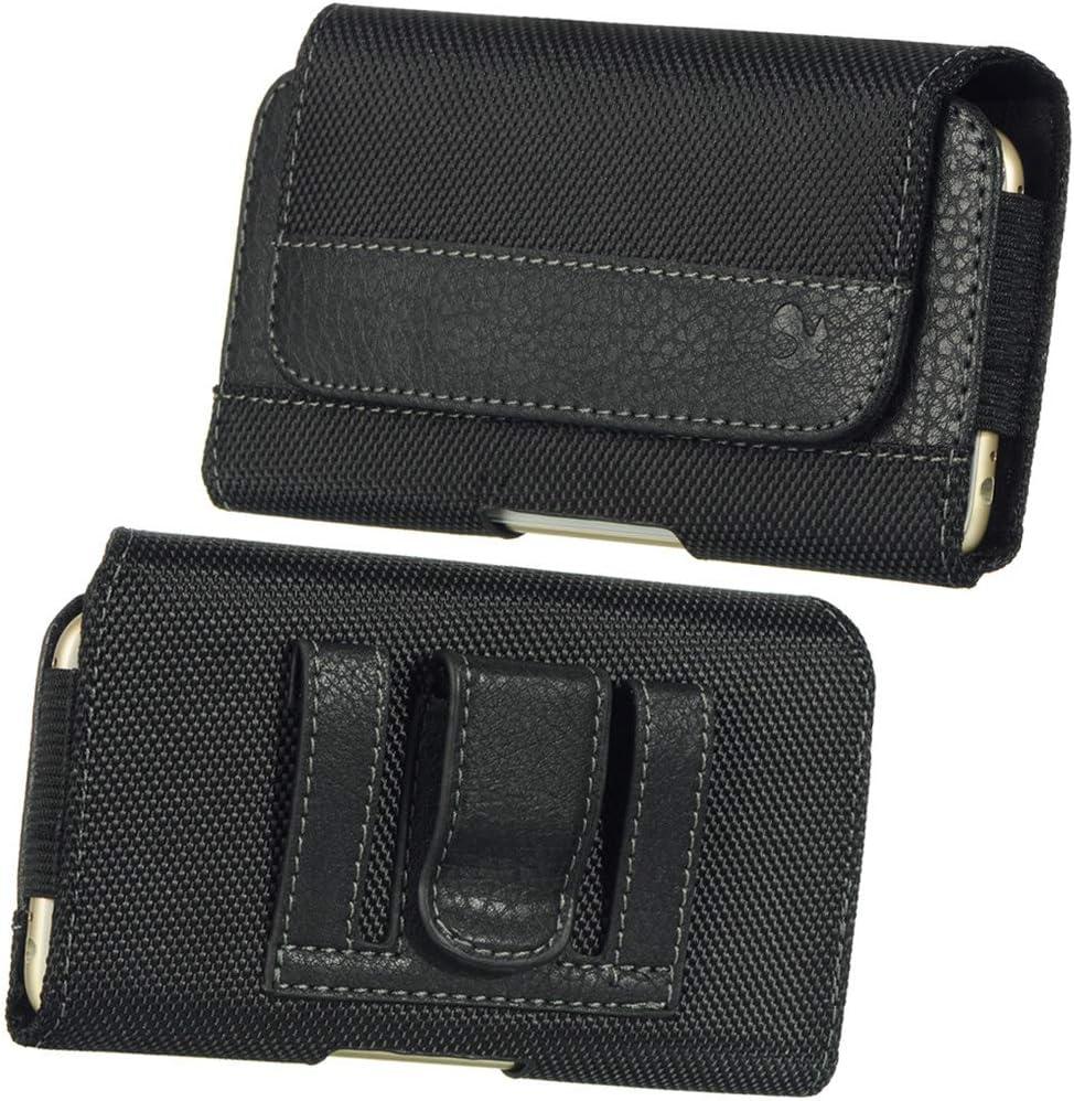 Belt Loop Phone Holster for OnePlus Nord N200 5G, Nord CE 5G, 9, 9R, 9 Pro, Nord N10 5G, Nord N100, 8T Plus 5G, 8T, Nord, 8, 8 5G