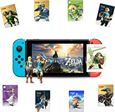 $22 » 24Pcs The Legend of Zelda Breath of The Wild NFC Cards, Compatible with Switch/Lite Wii U,Newest Version Card for Link's A...