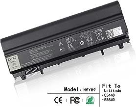 ZWXJ Laptop Battery N5YH9 (11.1V 97WH) for Dell Latitude E5440 E5540 VVONF N5YH9 VJXMC 0M7T5F 0K8HC 1N9C0 7W6K0 F49WX NVWGM WGCW6 3K7J7 970V9 9TJ2J 0NVWGM