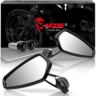 hypermotard bar end mirrors