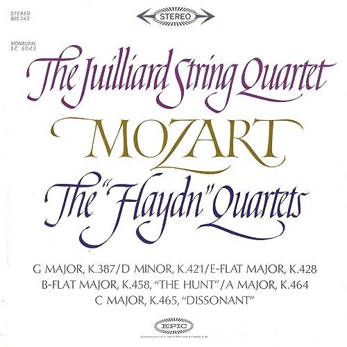 String Quartet No  16 in E-Flat Major, K  428: String Quartet No  16