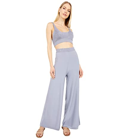Free People Show Off Set (Pewter) Women